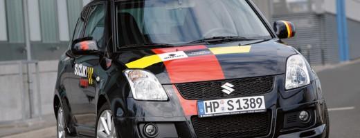 Graphic Design – SUZUKI Swift Rallye N'Style